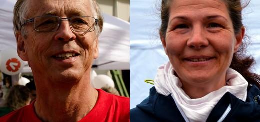 Anders Andersson och Carola Dieker