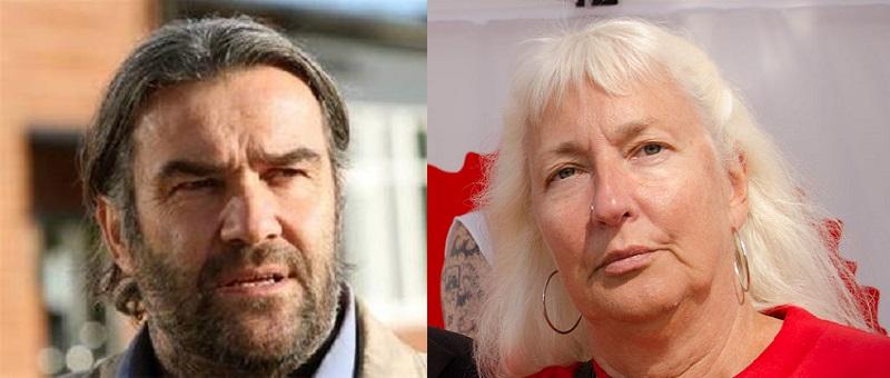 Franco Sincic och Kerstin Lundberg